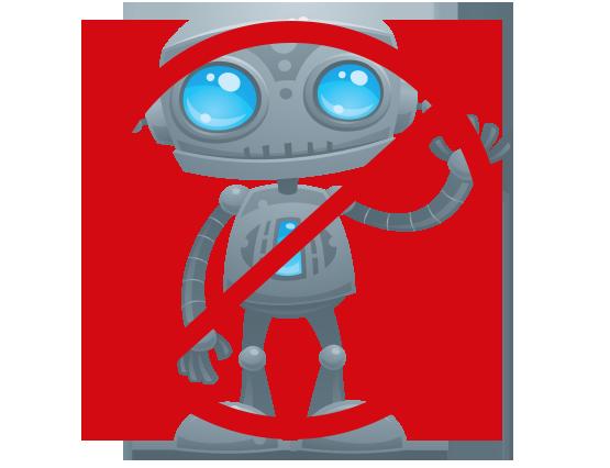 scrape without a bot